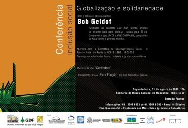 Convite eletrônico. Conferência BOB GELDOF.Editora ARP. FINAL. 26.08.09